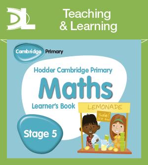 Hodder Cambridge Primary Maths Workbook 6: Hodder Education
