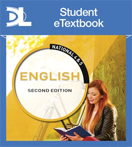 National 4 & 5 English: Second Edition Student eTextbook: Hodder