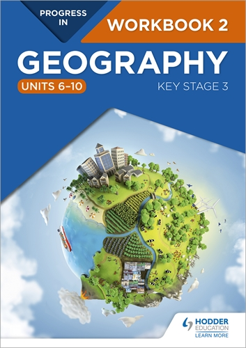 Hodder education progress in geography workbook key stage 3 textbooks progress in geography key stage 3 workbook 2 gumiabroncs Image collections