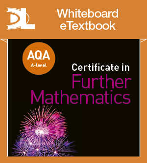 AQA Level 2 Certificate in Further Mathematics: Hodder Education