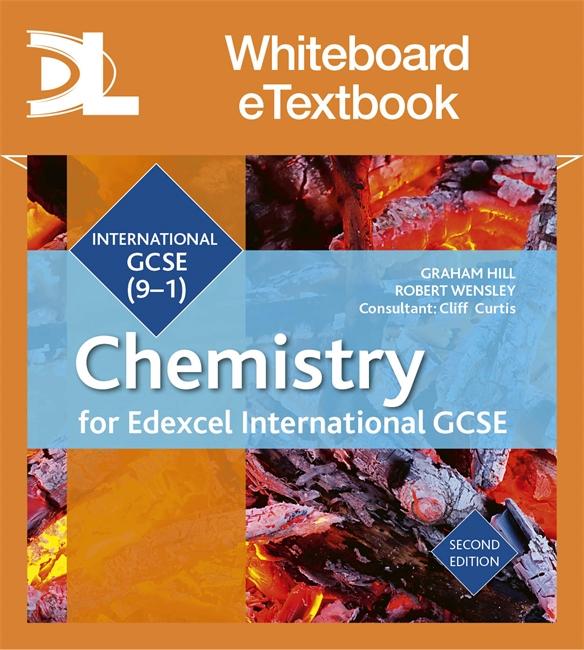 Edexcel International GCSE Chemistry Student Book Second