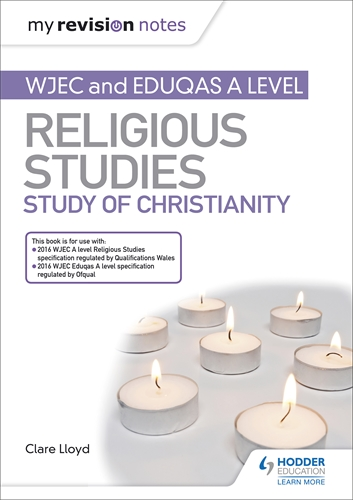 Religious studies gcse 1 9, wjec eduqas, spec a christianity.