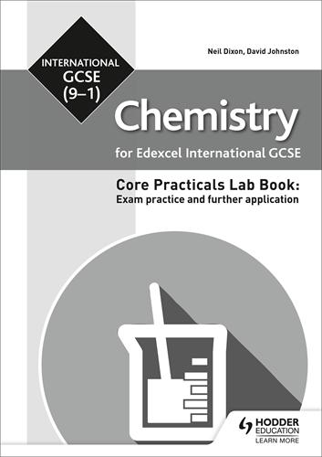Edexcel International GCSE (9-1) Chemistry Student Lab Book