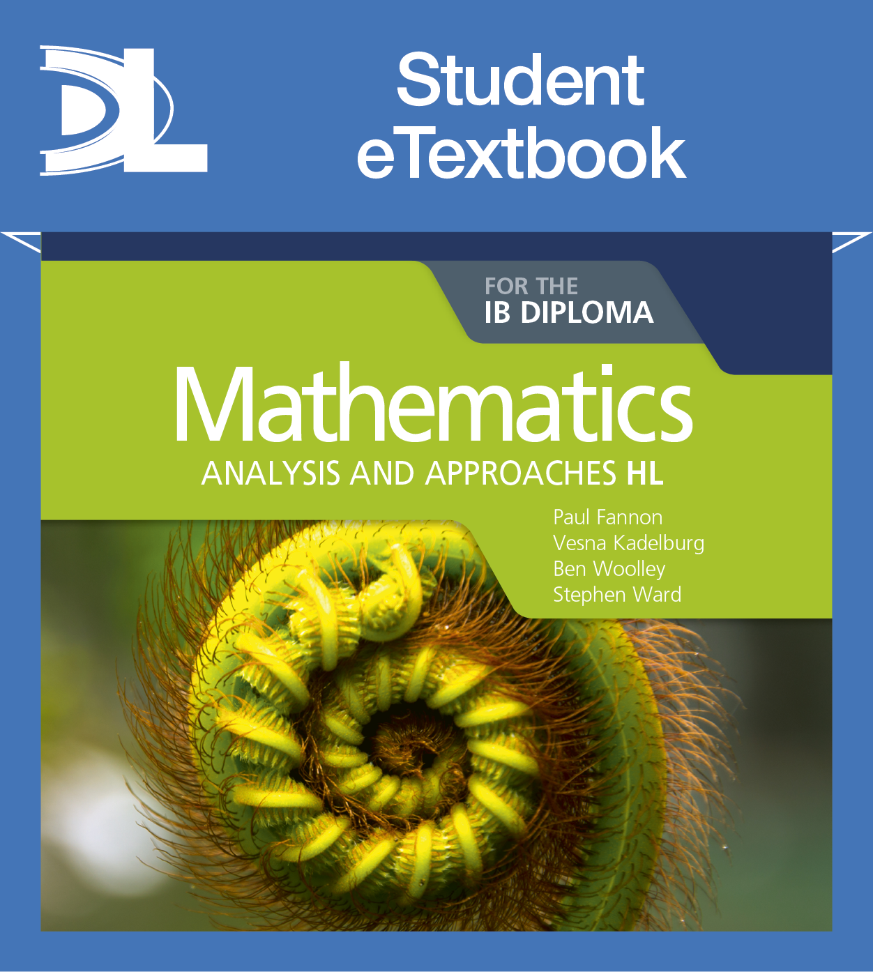 Mathematics for the IB Diploma: Analysis and approaches HL: Hodder