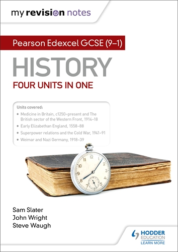 GCSE & A Level Revision Workbooks - My Revision Notes