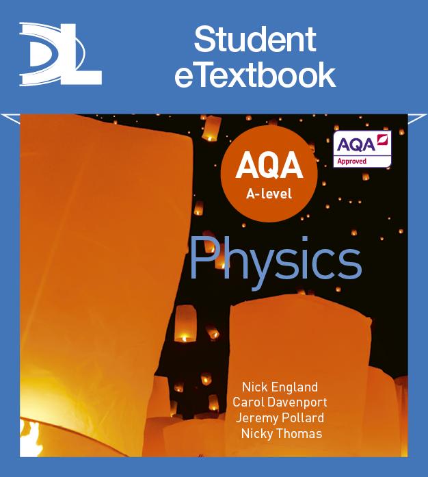 AQA A level Physics Dynamic Learning: Hodder Education