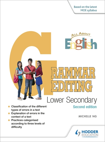 Grammar for Secondary 1-5 Reference Book: Hodder Education